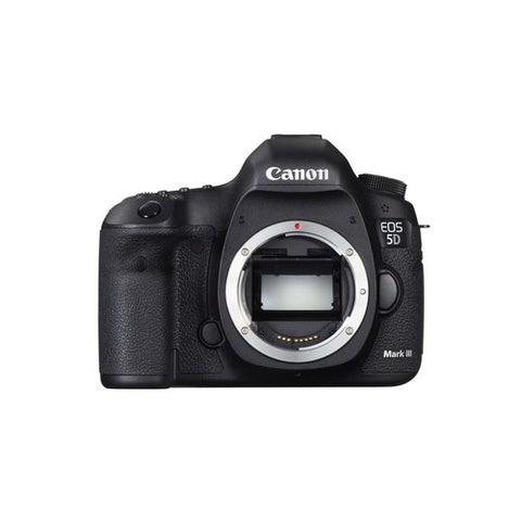 Canon EOS 5D Mark III Body Digital SLR Camera (Kit Box)