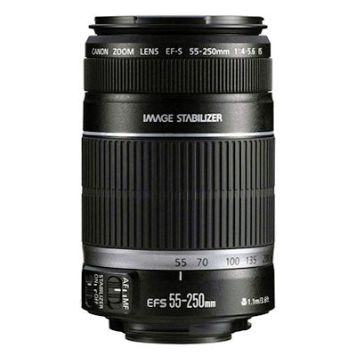 Canon EF-S 55-250mm f4-5.6 IS II Lens