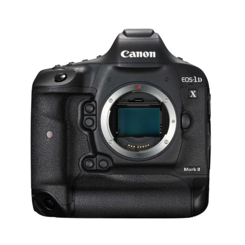 Canon EOS 1D X Mark II Body Black Digital SLR Camera