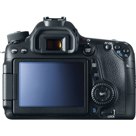 Canon EOS 70D Body Black Digital SLR Camera (Kit Box)