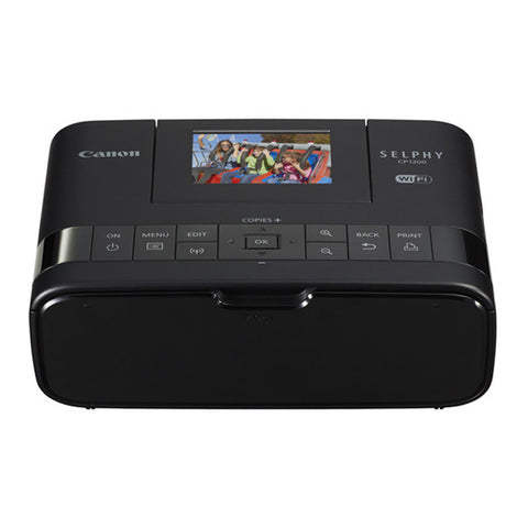 Canon SELPHY CP1200 Wireless Compact Photo Printer (Black)