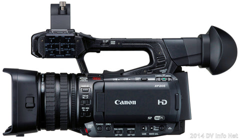Canon XF200 High Definition Camcorder