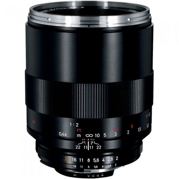 Carl Zeiss ZF.2 2/100mm for Nikon Black Macro Lens