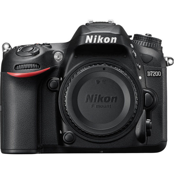 Nikon D7200 Body Black Digital SLR Camera