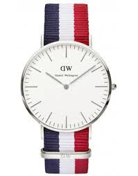 Daniel Wellington Cambridge 0203DW Watch (New with Tags)
