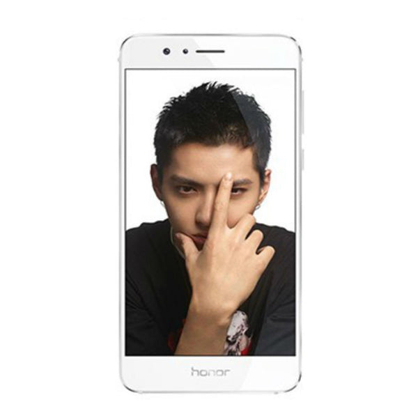 Huawei Honor 8 Dual 32GB 4G LTE White (FRD-AL00) Unlocked with 4GB RAM (CN Version)