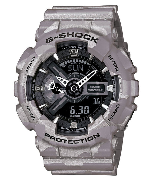 Casio G-Shock Analog-Digital GA-110CM-8A Watch (New with Tags)