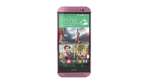 HTC One M8 2014 Edition 4G LTE 16GB Pink Unlocked