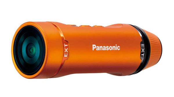 Panasonic HX-A1 Orange Wearable HD Action Cam