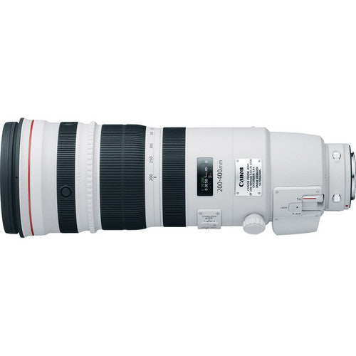 Canon EF 200-400mm f4L IS USM Extender 1.4x Lens