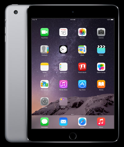 Apple iPad Mini 3 16GB 4G LTE Space Gray Unlocked
