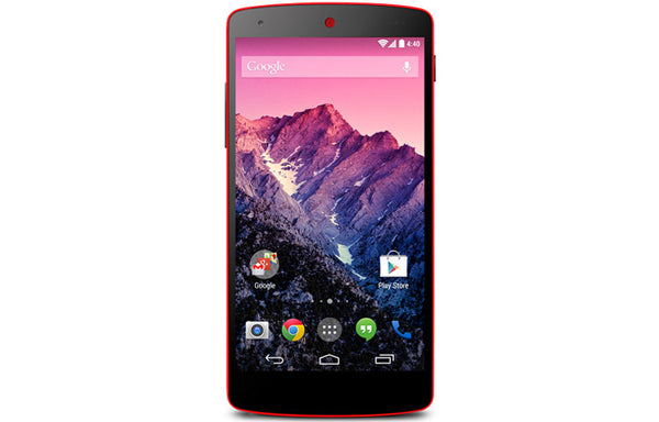 LG Nexus 5 16GB 4G LTE Red (D821) Unlocked