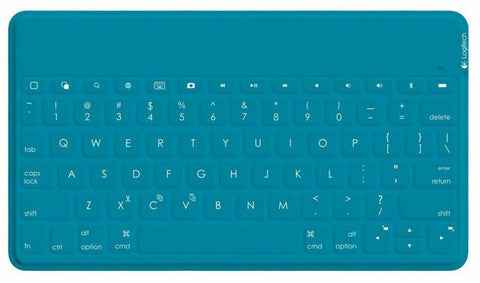 Logitech Keys-to-Go Keyboard for iPad Air / Mini Teal 920-006886