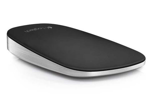 Logitech T630 Ultrathin Touch Mouse (Black) 910-003843