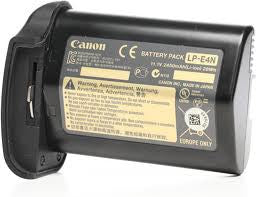 Canon LP-E4N Original Battery (1D X)