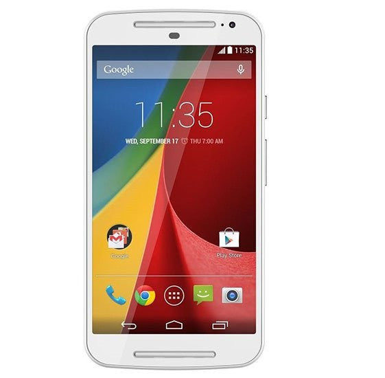 Motorola Moto G 2nd Gen 8GB 3G White (XT1068) Unlocked