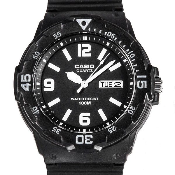 Casio Enticer Analog MRW-200H-1B2 Watch (New with Tags)