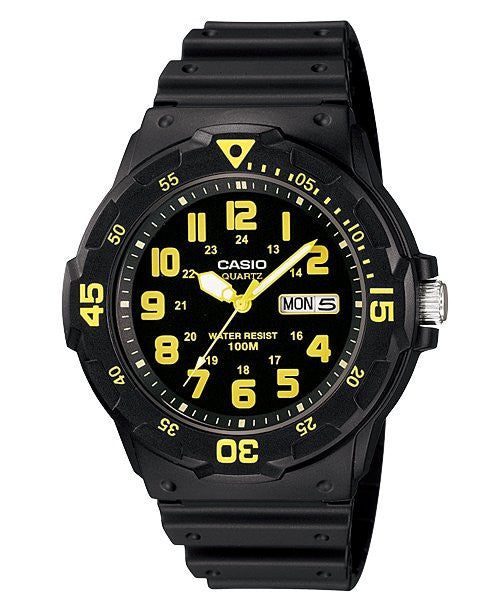Casio Enticer Analog MRW-200H-9B Watch (New with Tags)