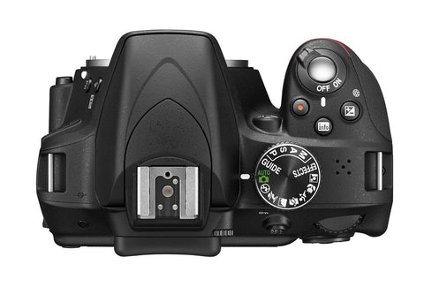 Nikon D3300 Body Black  Digital SLR Camera