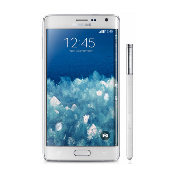 Samsung Galaxy Note Edge 32GB 4G LTE Frost White (SM-N915G) Unlocked