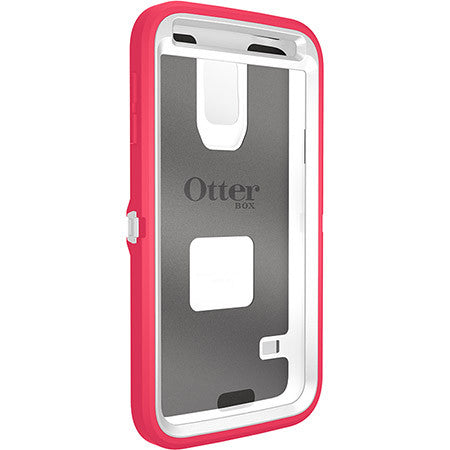 OtterBox Defender Series for Samsung Galaxy S5 Neon Rose