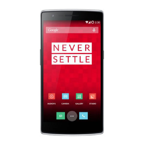 OnePlus One 64GB 4G LTE Black Unlocked (CN Version)
