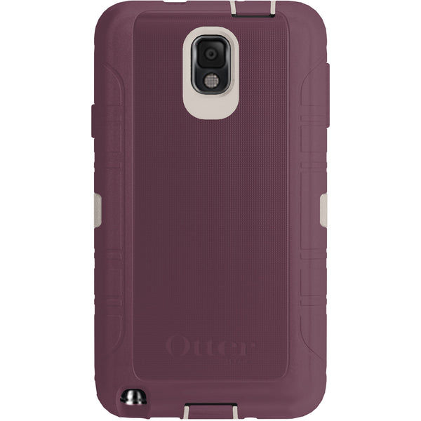 OtterBox Defender Series Case for Samsung Galaxy Note 3 Merlot