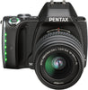 Pentax K-S1 Kit with 18-55mm Lens Black Digital SLR Camera