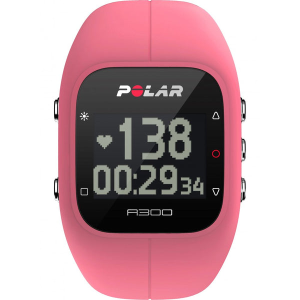 Polar Fitness and Cross-Training A300 90054243 Fitness Watch (Pink)