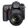 Nikon D7000 Kit with AF-S 18-200mm VR II Lens Digital SLR Cameras