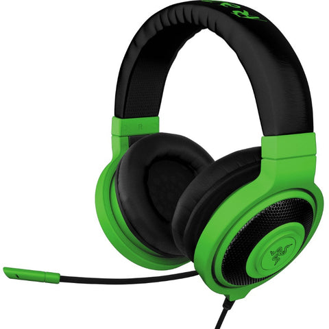 Razer Kraken Pro Neon Analog Gaming Headset RZ04-00870900-R3 (Neon Green)