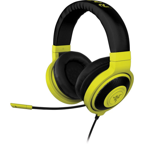 Razer Kraken Pro Neon Analog Gaming Headset RZ04-00871000-R3 (Neon Yellow)
