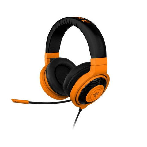 Razer Kraken Pro Neon Analog Gaming Headset RZ04-00871100-R3 (Neon Orange)