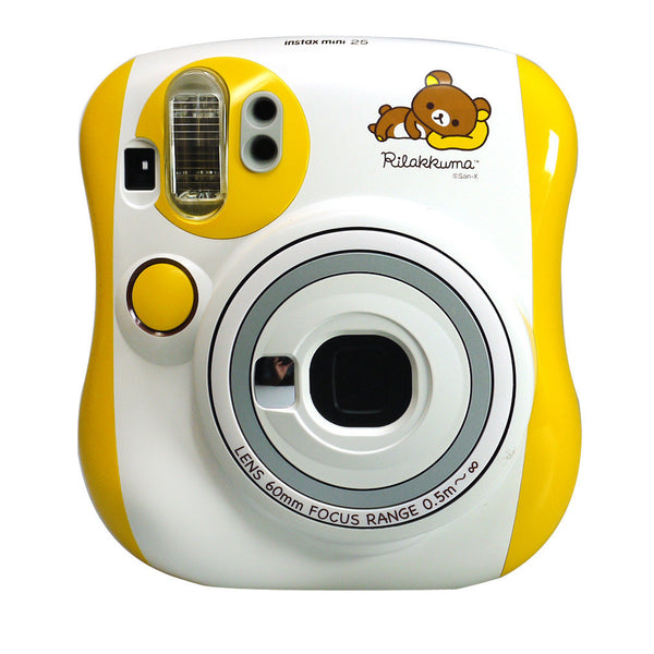 Fuji Film Instax Mini 25 Rilakkuma Instant Camera