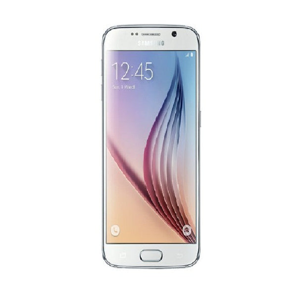 Samsung Galaxy S6 32GB 4G LTE White (SM-G920F) Unlocked