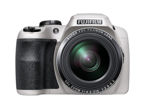 Fuji Film FinePix S9800 White Digital Camera