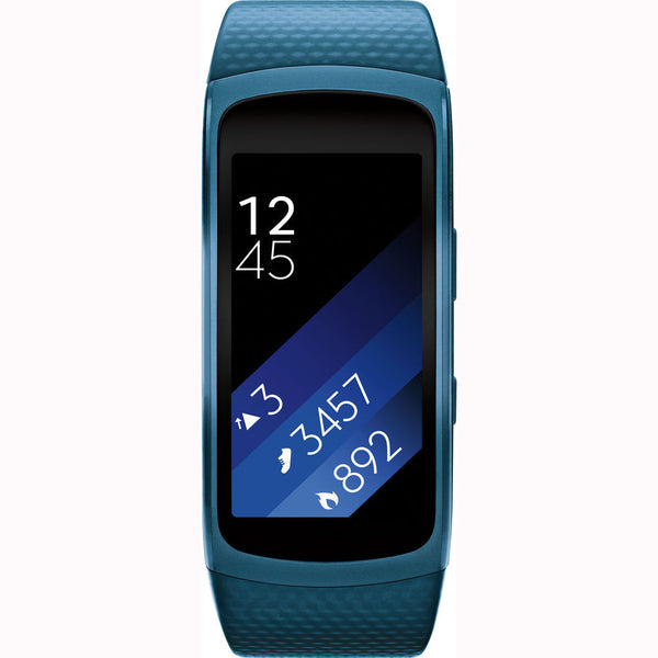 Samsung Gear Fit 2 SM-R360 Small Size Sports Watch (Blue)