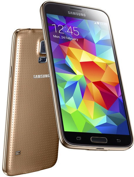 Samsung Galaxy S5 G900F 16GB LTE Copper Gold (4G, Unlocked)