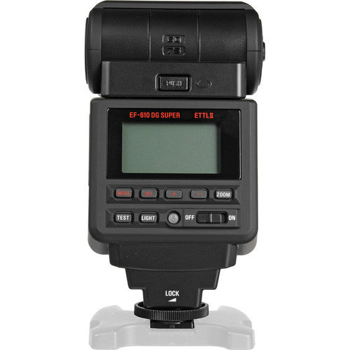 Sigma Electronic Flash EF 610 DG Super (Canon)