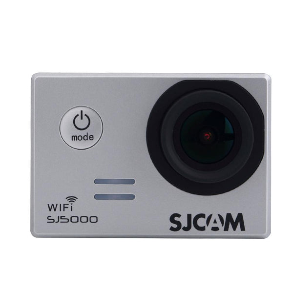 SJCAM SJ5000 WiFi 1080p Full HD DVR Action Sport Camera Silver
