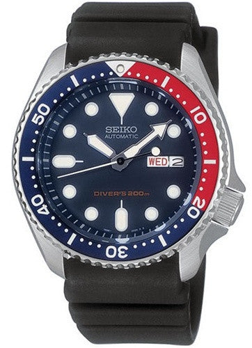 Seiko Automatic Scuba Dive SKX009K1 Watch (New with Tags)