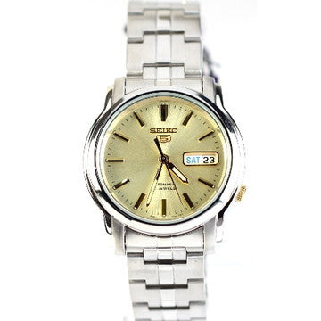 Seiko 5 Automatic SNKK69K1 Watch (New with Tags)