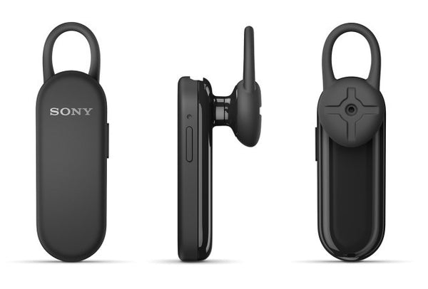 Sony MBH20 Bluetooth Headset Black