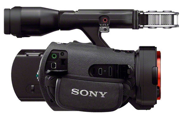 Sony Handycam NEX-VG900 Body Black (NTSC) Video Camera and Camcorders