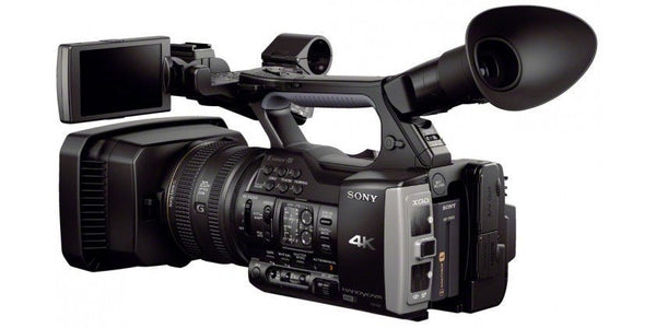 Sony FDR- AX1 Black (PAL) Digital 4K Video Camera and Camcorders