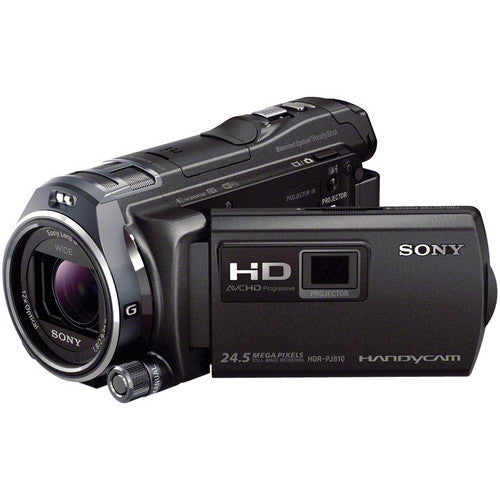 Sony HDR-PJ810E HD Black (PAL) Video Camera and Camcorders