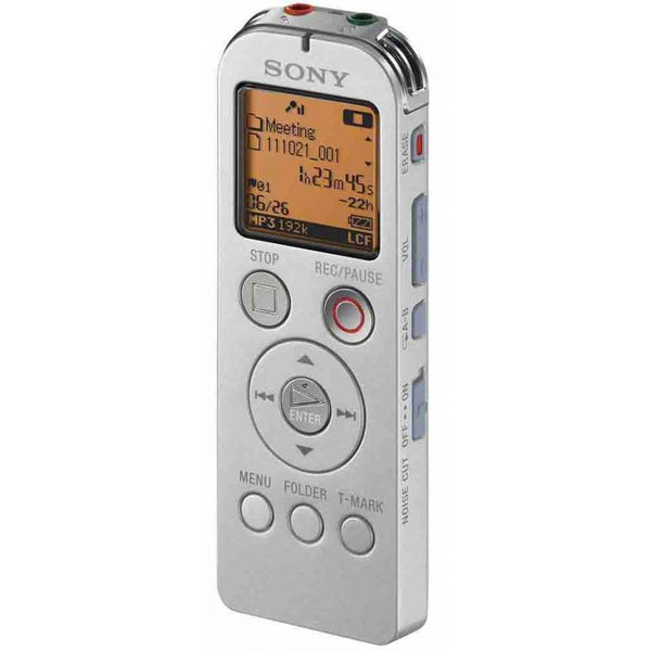 Sony ICD-UX523F Recorder Silver
