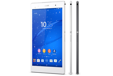 Sony Xperia Z3 Compact Tablet 16GB Wi-Fi White (SGP611)