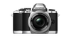 Olympus OM-D E-M10 Kit with 14-42mm EZ Lens Silver Digital SLR Cameras