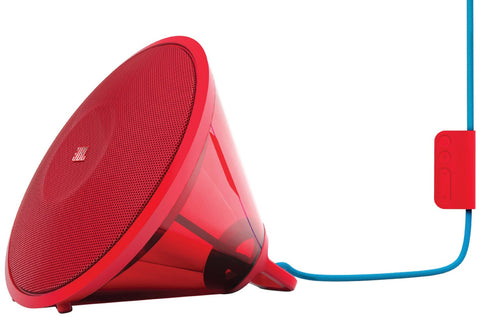 JBL Spark Wireless Bluetooth Stereo Speaker Red
